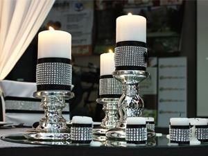 Compro candelabros plata