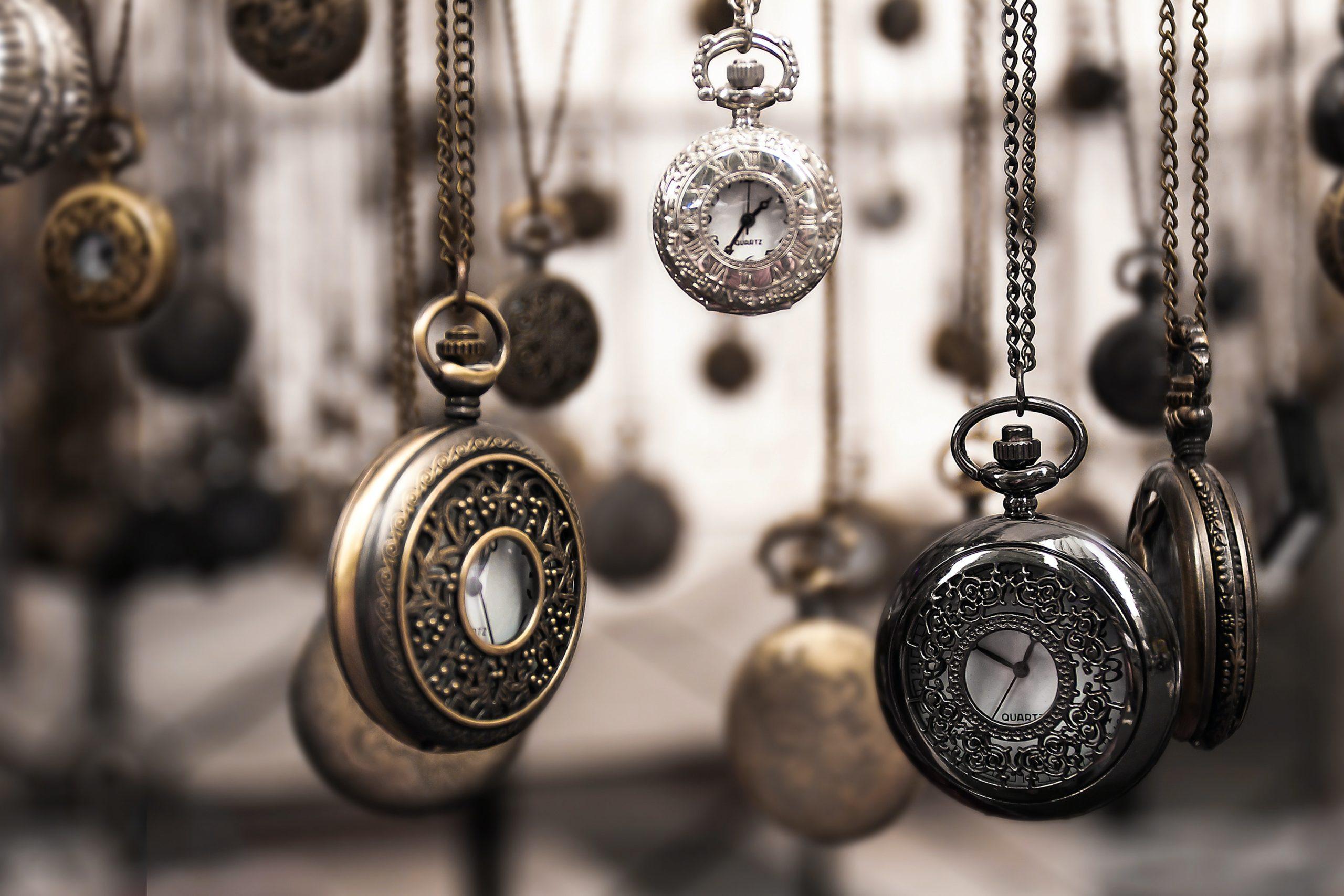 limpiar relojes de plata